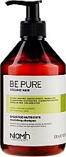 Voňavky, Parfémy, kozmetika Výživný šampón pre suché a neživé vlasy - Niamh Hairconcept Be Pure Nourishing Shampoo