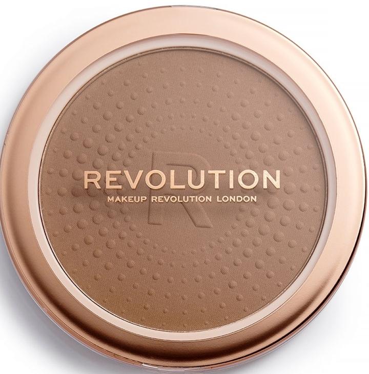 Bronzer na tvár - Makeup Revolution Mega Bronzer