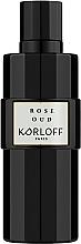 Voňavky, Parfémy, kozmetika Korloff Paris Rose Oud - Parfumovaná voda