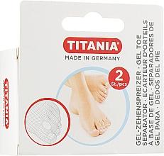 Voňavky, Parfémy, kozmetika Gélový separátor palca na nohe - Titania