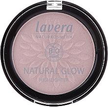 Voňavky, Parfémy, kozmetika Rozjasňovač na tvár - Lavera Natural Glow Highlighter