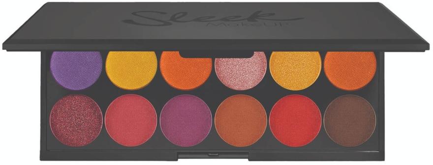 Paleta očných tieňov - Sleek MakeUP iDivine Chasing The Sun Eyeshadow Palette