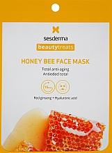 Voňavky, Parfémy, kozmetika Maska na tvár proti starnutiu - SesDerma Laboratories Beauty Treats Honey Bee Face Mask