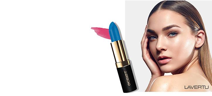 Získaj rúž ako darček pri nákupe akéhokoľvek výrobku Lavertu Cosmetics