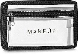 """Voňavky, Parfémy, kozmetika Silikónová kozmetická taška """"Allvisible"""" 18x12x5 cm - MakeUp"""