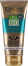 Voňavky, Parfémy, kozmetika Hydratačná krém-maska na ruky a nechty - Eveline Cosmetics Bio Argan&Coconut Oil Hand Cream Mask