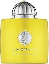 Voňavky, Parfémy, kozmetika Amouage Love Mimosa - Parfumovaná voda