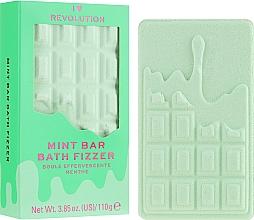 """Voňavky, Parfémy, kozmetika Bomba do kúpeľa - I Heart Revolution Chocolate Bar Bath Fizzer """"Mint"""""""