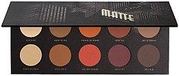 Voňavky, Parfémy, kozmetika Paleta očných tieňov - Zoeva Matte Palette