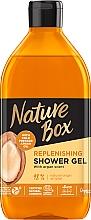 Voňavky, Parfémy, kozmetika Sprchový gél s arganovým olejom - Nature Box Nourishment Shower Gel With Cold Pressed Argan Oil