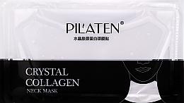 Voňavky, Parfémy, kozmetika Maska na krk s kolagénom - Pilaten Collagen Crystal Neck Mask
