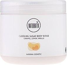 Voňavky, Parfémy, kozmetika Cukrový peeling na telo - Naturativ Cuddling Body Sugar Scrub