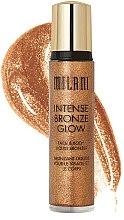 Voňavky, Parfémy, kozmetika Tekutý bronzer na telo - Milani Intense Bronze Glow Face & Body Liquid Bronzer