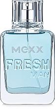 Voňavky, Parfémy, kozmetika Mexx Fresh Man - Toaletná voda