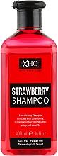 """Voňavky, Parfémy, kozmetika Šampón na regeneráciu vlasov """"Jahoda"""" - Xpel Marketing Ltd Hair Care Strawberry Shampoo"""