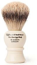 Voňavky, Parfémy, kozmetika Štetka na holenie, S2234 - Taylor of Old Bond Street Shaving Brush Super Badger size M
