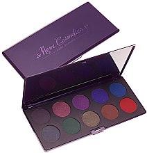 Voňavky, Parfémy, kozmetika Paleta tieňov na viečka - Neve Cosmetics Scurissimi Eyeshadow Palette