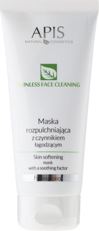 Maska na zjemnenie pokožky s upokojujúcim faktorom - APIS Professional Skin Softening Mask