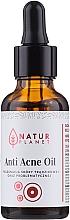 Voňavky, Parfémy, kozmetika Olej proti akné - Natur Planet Anti Acne Oil