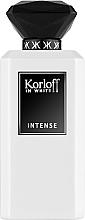Voňavky, Parfémy, kozmetika Korloff Paris In White Intense - Parfumovaná voda