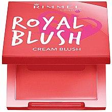 Voňavky, Parfémy, kozmetika Krémový rozjasňovač - Rimmel Royal Blush Cream