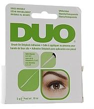Voňavky, Parfémy, kozmetika Lepidlo na falošné riasy s vitamínmi - Duo Brush-On Lash Adhesive