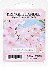 Voňavky, Parfémy, kozmetika Vosk pre aromatickú lampu - Kringle Candle Cherry Blossom