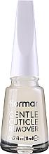 Voňavky, Parfémy, kozmetika Gélový olej na odstránenie kožičky - Flormar Nail Care Gentle Cuticle Remover