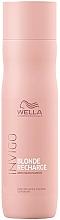 Voňavky, Parfémy, kozmetika Osviežujúci šampón pre blond vlasy - Wella Professionals Invigo Blonde Recharge Color Refreshing Shampoo