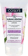 Voňavky, Parfémy, kozmetika Maska s organickou ľaliou a keratínom - Coslys Sublime Keratine Mask