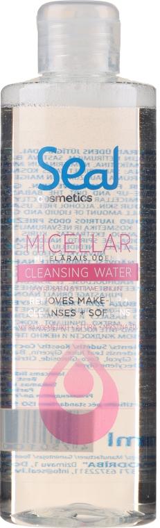 Micelárna voda pre citlivú pleť - Seal Cosmetics Micellar Cleansing Water