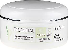 Voňavky, Parfémy, kozmetika Výživná maska na vlasy - Wella SP Essential Nourishing Mask