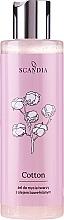 """Voňavky, Parfémy, kozmetika Gél na umývanie """"Bavlna"""" - Scandia Cosmetics Cotton Gel"""