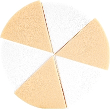 Voňavky, Parfémy, kozmetika Trojuholníkové špongie - Astra Make-Up Precision Foundation Sponges