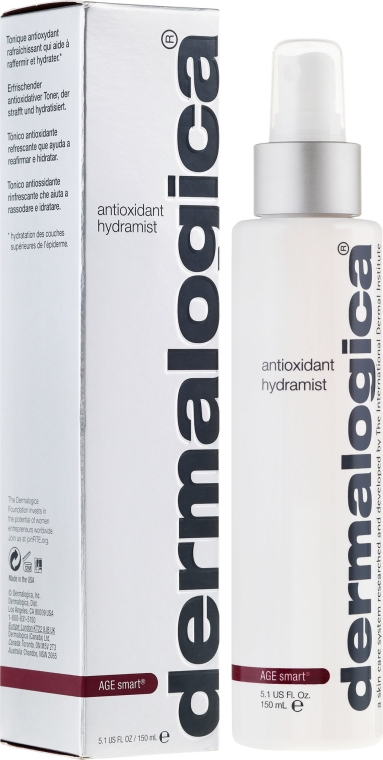 Osviežujúci antioxidant - Dermalogica Age Smart Antioxidant Hydramist