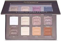 Voňavky, Parfémy, kozmetika Paleta očných tieňov - Bellapierre 12 Colour Pro Natural Eye Palette