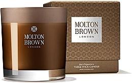 Voňavky, Parfémy, kozmetika Molton Brown Black Peppercorn Three Wick Candle - Sviečka s tromi knôtmi