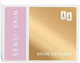 Voňavky, Parfémy, kozmetika Sada pre modelovanie obočí - AA Sensi Skin Brow Designer
