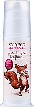 Voňavky, Parfémy, kozmetika Detská zubná pasta bez fluóru - Sylveco