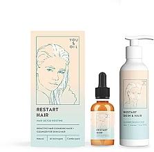 Voňavky, Parfémy, kozmetika Sada - You & Oil (mask/30ml + cleanser/150ml)