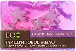Voňavky, Parfémy, kozmetika Glycerínové mydlo s kvetinovými olejmi a výťažkami - ECO Laboratorie Flower Hand Made Soap