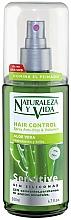Voňavky, Parfémy, kozmetika Sprej na vlasy, aloe vera - Natur Vital Sensitive Hair Control Anti-Frizz & Volume Spray