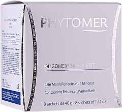 Voňavky, Parfémy, kozmetika Morská soľ do kúpeľa s liftingovým efektom - Phytomer Oligomer Silhouette Contouring Enhancer Marine Bath