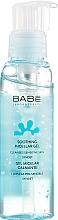 Voňavky, Parfémy, kozmetika Micelárny gél pre jemné a hĺbkové čistenie - Babe Laboratorios Soothing Micelar Gel Travel Size