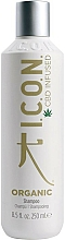 Voňavky, Parfémy, kozmetika Organický šampón na vlasy - I.C.O.N. Organic Shampoo
