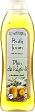 Voňavky, Parfémy, kozmetika Kúpeľová pena s výťažkom z olív - Bluxcosmetics Naturaphy Bath Foam