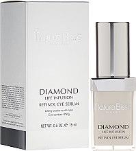 Voňavky, Parfémy, kozmetika Lifting pre kontúr očí a viečka - Natura Bisse Diamond Life Infusion Retinol Eye Serum
