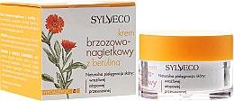Voňavky, Parfémy, kozmetika Brezový krém s betulínom - Sylveco Birch And Marigold Day Cream With Betulin
