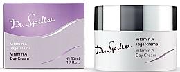 Voňavky, Parfémy, kozmetika Denný krém na tvár - Dr. Spiller Vitamin A Day Cream