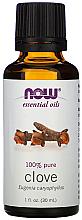 Voňavky, Parfémy, kozmetika Klinčekový éterický olej - Now Foods Essential Oils 100% Pure Clove
